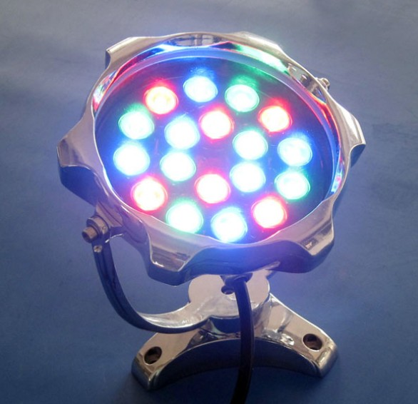 LED大功率水底燈